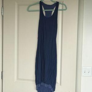 Athlete dress reversable